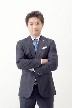 専務取締役 増患対策プロデューサー 児島伸明